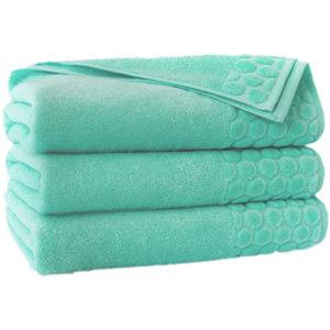Ręcznik Pastela firmy Zwoltex w kolorze miętowym.