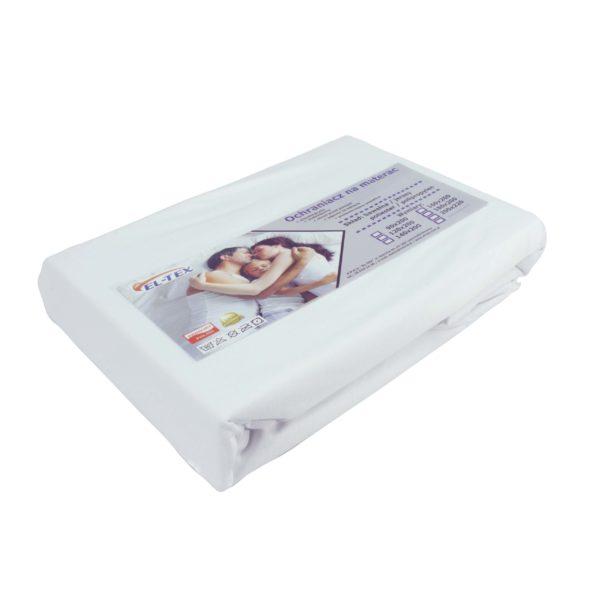 Wodoodporny ochraniacz na materac firmy EL-TEX.