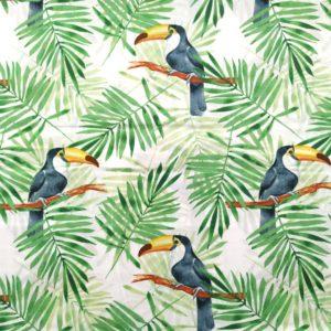 Szczegółowe zdjęcie wzoru Tukany.