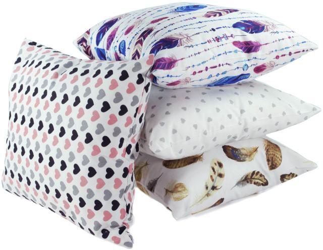 Poszewki bawełniane, które odmienią Twoją sypialnię