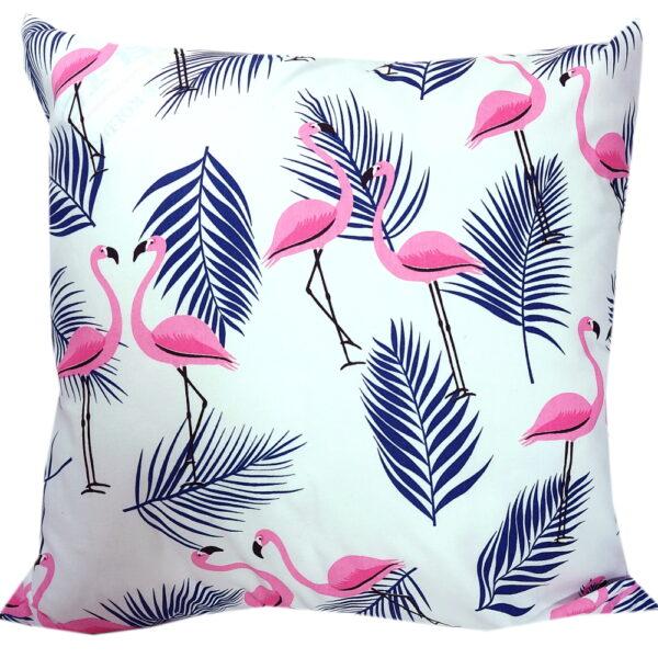 Poszewka bawełniana Flamingo od TuliSen.