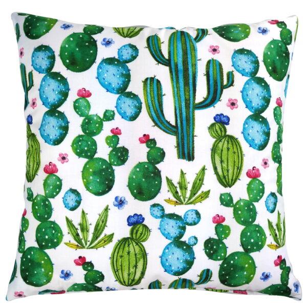 Poszewka bawełniana Kolekcja kaktusów od TuliSen