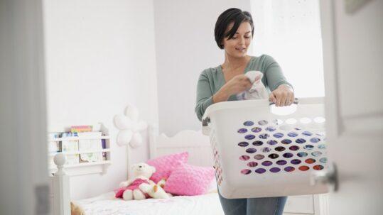 pranie pościeli