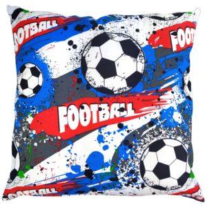Poszewka bawełniana Football od TuliSen